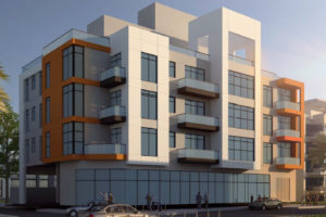 Residential Building for Mr. Khalifa Al Mazrouie
